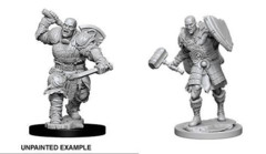 Nolzurs Marvelous Miniatures Male Goliath Fighter