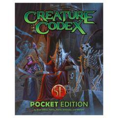 Kobold Press Creature Codex Pocket Edition for 5th Edition