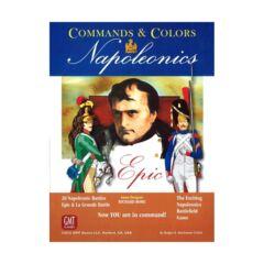 Commands and Colors Napoleonics Epics