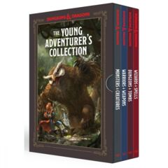 D&D Dungeons & Dragons The Young Adventurers Collection