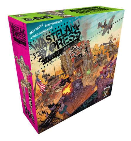 Wasteland Xpress