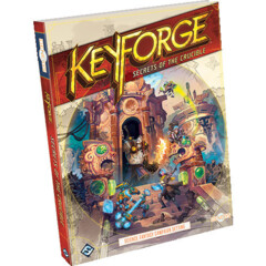 Keyforge Genesys - Secrets of the Crucible