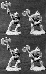 Orcs w/2 H Weapons 06027