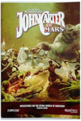 John Carter of Mars RPG - Players Guide Supplement
