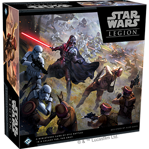 . Star Wars Legion