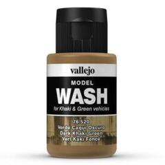 76520 Model Wash Dark Khaki Green 35 ml Acrylic Paint
