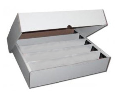 Cardboard Box 5000 Count