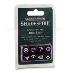 Warhammer Underworlds: Shadespire - Deathrattle Dice Pack