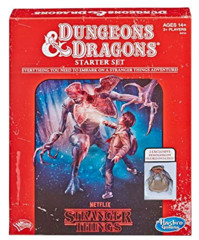 D&D Stranger Things Roleplaying Game Starter Set