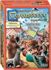 Carcassonne Under the Big Top