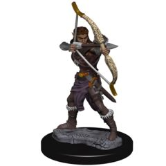 D&D Premium Painted Figures Female Elf Ranger