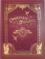 Candlekeep Mysteries WPN Limited Edition Cover