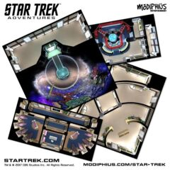 Star Trek Adventures Next Generation Starfleet Deck Tiles