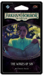 Arkham Horror LCG - The Wages of Sin Mythos Pack