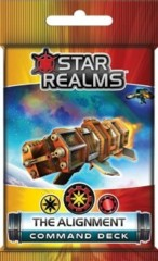 Star Realms Command Decks the Alignment (Single Pack)