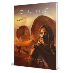 Dune RPG Sand and Dust