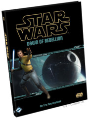Star Wars RPG Dawn of Rebellion