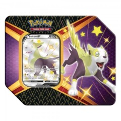 Pokemon TCG Shining Fates Boltund V Purple Tin