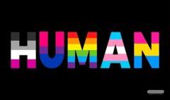 Human Pride - Playmat