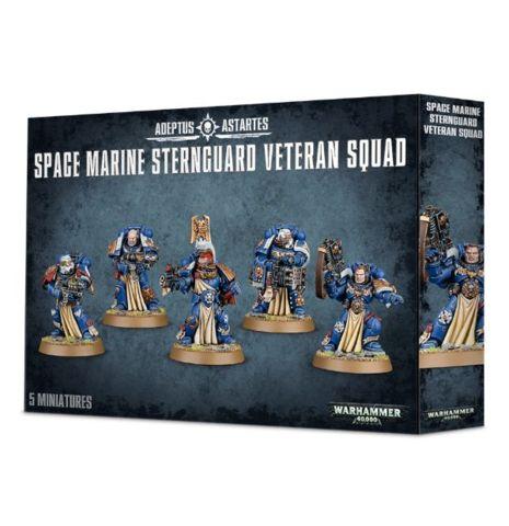 Space Marine Vanguard Veteran Squad-Warhammer 40,000 Games Workshop #