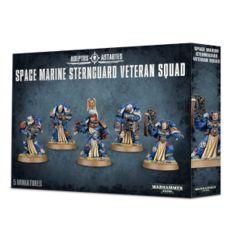 Space Marine Sternguard Veteran Squad 48-19
