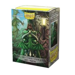 Sleeves - Dragon Shield - Box 100 - MATTE Art - King Mothar Vanguard