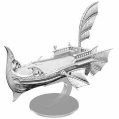 D&D Nolzurs Marvelous Unpainted Miniatures Skycoach