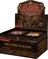 Flesh and Blood TCG Welcome to Rathe UNLIMITED Booster Box