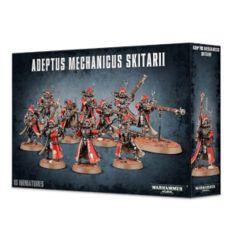 Adeptus Mechanicus Skitarii Vanguard 59-10