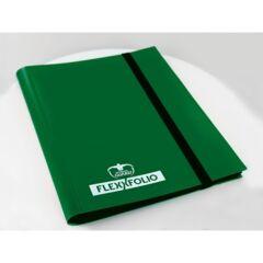 Ultimate Guard 9-Pocket FlexXfolio Green Folder