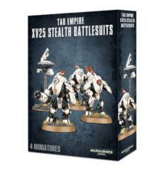 Tau Empire XV25 Stealth Battlesuits 56-14