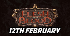 Flesh and Blood Friday 12th Feb