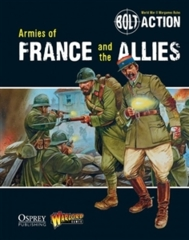 Armies of France and the Allies Codex