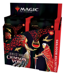 z Innistrad Crimson Vow Collector Booster Box