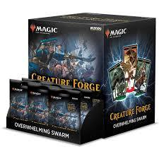 Magic The Gathering Creature Forge Overwhelming Swarm
