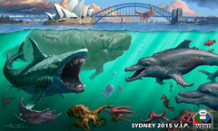 GP Sydney 2015 VIP Playmat