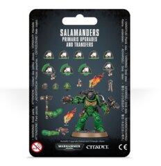 Salamanders Primaris Upgrades and Transfers 55-16