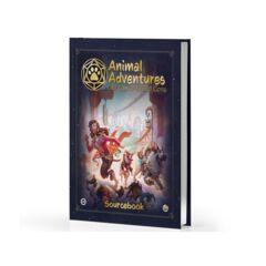 Animal Adventures RPG Gullet Cove Sourcebook