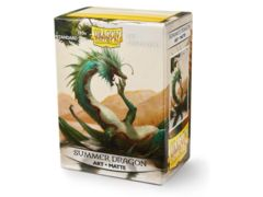 Dragon Shield - Box 100 - Summer Dragon
