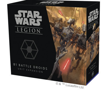 (PRE ORDER) Star Wars Legion - B1 Battle Droids Unit Expansion