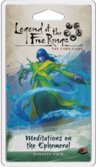 Legend of the Five Rings LCG Meditations on the Ephemeral