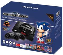Sega Mega Drive Flashback Retro Console HD