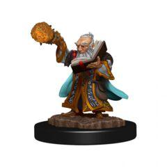 D&D Premium Painted Figures Gnome Wizard Male