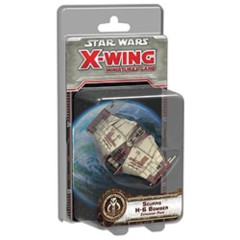 11. Star Wars X-Wing: Scurrg H-6 Bomber