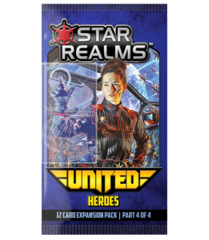 Star Realms United Heros