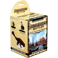Pathfinder Battles City of Lost Omens 8ct. Booster Brick