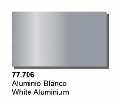 White Aluminium 77706
