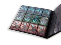 Ultimate Guard 12-Pocket QuadRow FlexXfolio Blue Folder