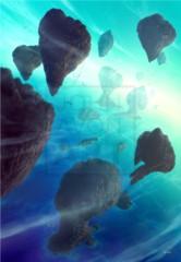 Zendikar Island A1 Art Print
