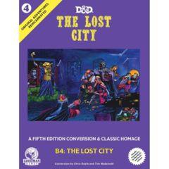 Original Adventures Reincarnated #4 The Lost City
